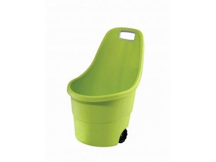 Zahradní vozík Keter Easy Go 55L zelený
