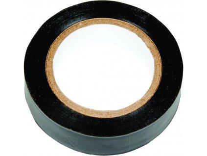 Páska izol. 15/10m PVC černá ELEKTRA