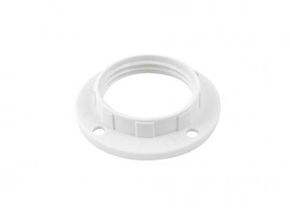 Kroužek K-141 E14 plastové objímky bílý
