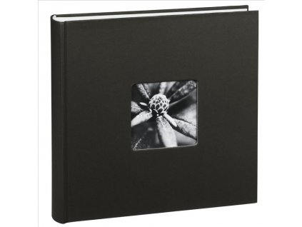 Fotoalbum Hama FINE ART 30x30 cm, 100 stran, černá, lepicí