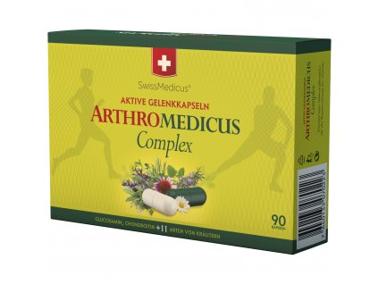 Herbamedicus ArthroMedicus Complex - kloubní výživa - 90 kapslí