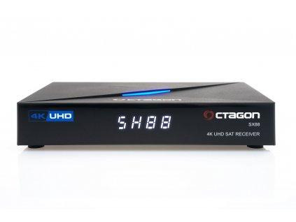 OCTAGON SX88 4K DVB-S/S2+IP H.265 HEVC UHD