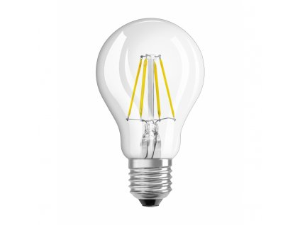 Osram LED žárovka E27 4,0W 2700K 470lm Value Filament A-klasik