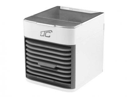 Přenosná klimatizace LTC WT09, 10W, regulace proudění a osvětlení