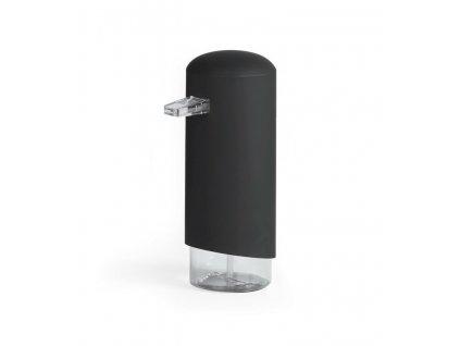 Dávkovač Compactor Clever mýdlové pěny, ABS + odolný PETG plast - černý, 360 ml, RAN9650