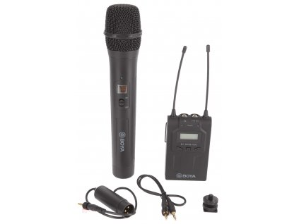 Mikrofon BOYA BY-WM8 PRO-K3 Set