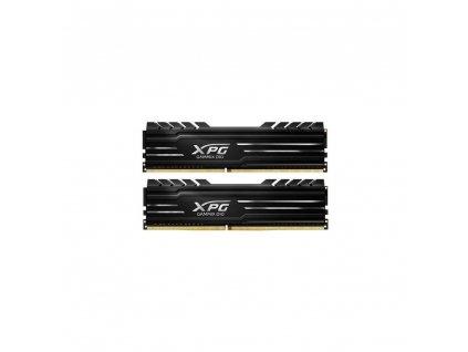16GB DDR4-3000MHz ADATA XPG D10 CL16, 2x8GB black (1024x16)
