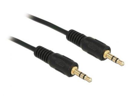 Delock Audio kabel 3,5 mm jack samec/samec, 5 m