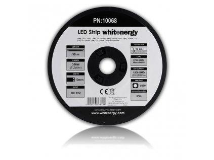 WE LED páska 50m SMD5050 7.2W/m 10mm teplá bílá