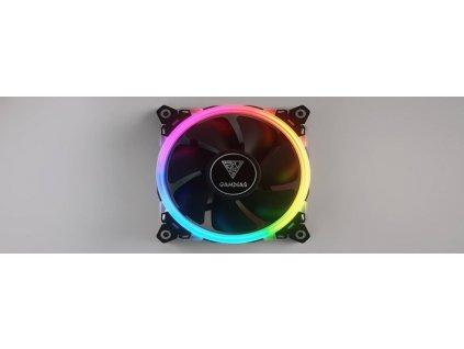 Gamdias RGB ventilátor 120mm AEOLUS M2-1201