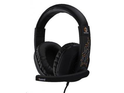 BML GameGod Rusher herní sluchátka