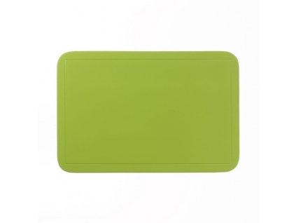 Prostírání UNI zelené, PVC 43,5x28,5 cm KELA KL-15004