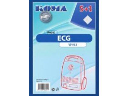 Koma EC07S - ECG VP 912 SMS