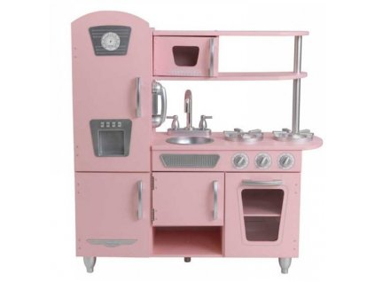 KidKraft Kuchyňka Vintage Pink