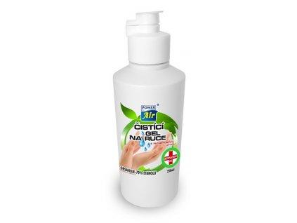 Power Air antimikrobiální gel 250ml