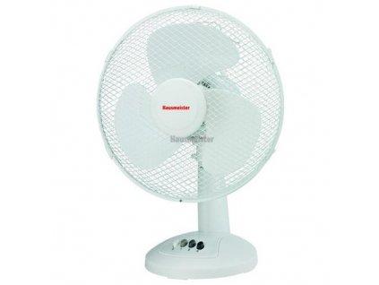 HAUSMEISTER Stolní ventilátor HM8302, bílý