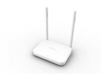 AIRPHO AR-W200 wifi 300Mbps AP/router, 4xLAN, 1xWAN ,2x fixní antena 5dB
