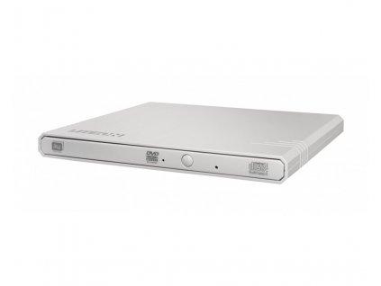 DVDRW/RAM Lite-On eBAU108 USB externí slim bílá