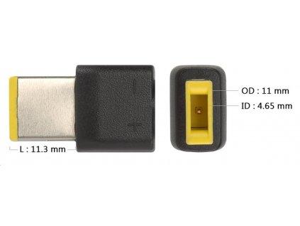 Fortron koncovka pro 65W adaptéry FSP č.U8 (Lenovo)