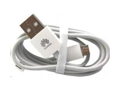 Huawei datový kabel , micro USB, bílá (bulk)