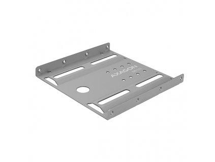 AXAGON RHD-125S, kovový rámeček pro 1x 2.5'' HDD/SSD do 3.5'' pozice, šedý