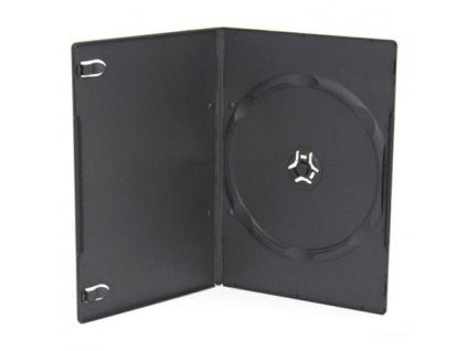 OBAL NA DVD 7MM OMEGA 1 BLACK