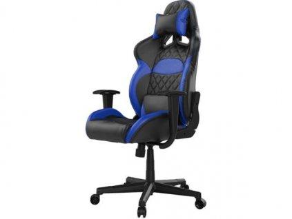 Gamdias Herní Židle ZELUS E1 Blue