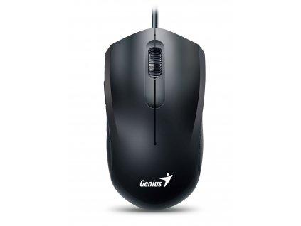 Myš GENIUS DX-170 USB black