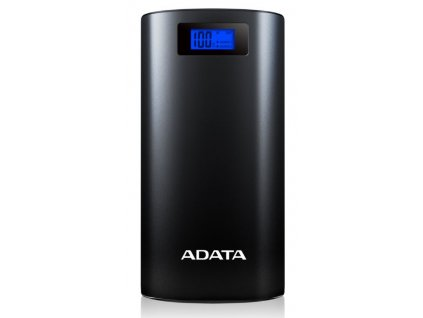 ADATA P20000D Power Bank 20000mAh černá