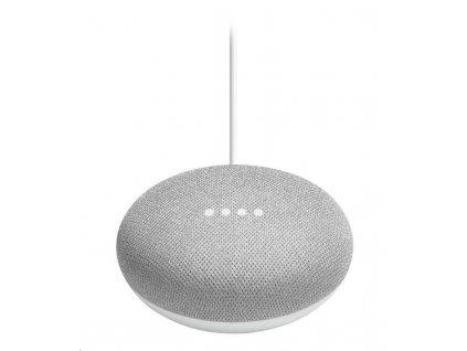 Google Home Mini Chalk - šedá