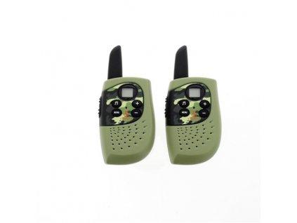 Cobra CBR112 dětská vysílačka, zelená