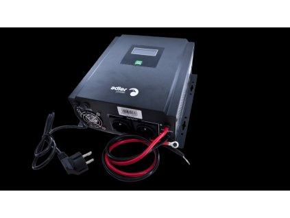 Záložní zdroj pro oběhová čerpadla ADLER - UPS - 400W - PLNÝ SÍNUS - Závěsný