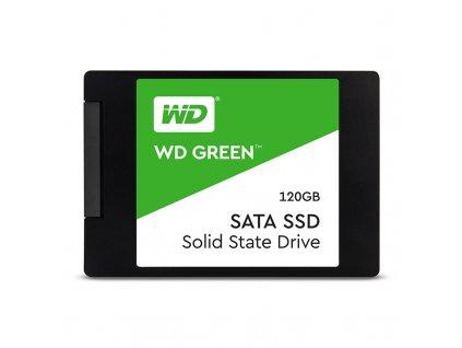 SSD 2,5'' 120GB WD Green 3D NAND SATAIII 7mm