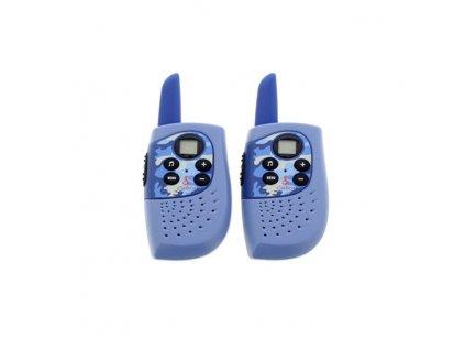 Cobra CBR110 dětská vysílačka, modrá