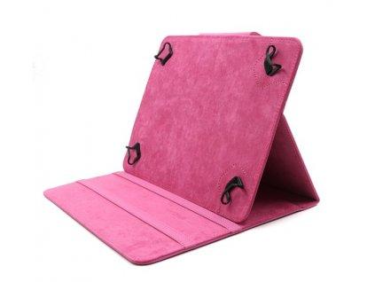 C-TECH pouzdro univer. 9.7-10.1'' tablety růžové