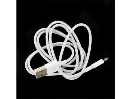 MD819 iPhone Lightning Datový Kabel White 2m (Bulk)