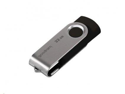 GOODRAM Flash Disk 32GB UTS3, USB 3.0, černá