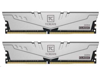 DIMM DDR4 16GB 2666MHz, CL19, (KIT 2x8GB), TEAM T-CREATE CLASSIC