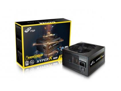 FSP/Fortron HYPER K PRO 700 retail, >85%, 700W
