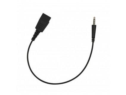 Jabra Headset Cord - Speak, Jack-QD