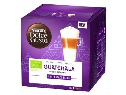Nescafé Dolce Gusto Guatemala Latte 12