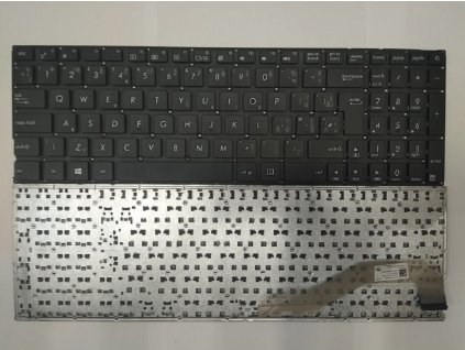 NTSUP Klávesnice Asus X540 X540L X540LA X540LJ X540S X540SA X540SC černá CZ/SK