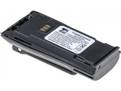 Baterie T6 power Motorola CP040, CP150, CP250, Li-ion, 2600mAh, 18,7Wh