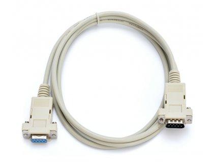 PremiumCord Prodlužovací kabel-myš 9pin 2m rozebírací