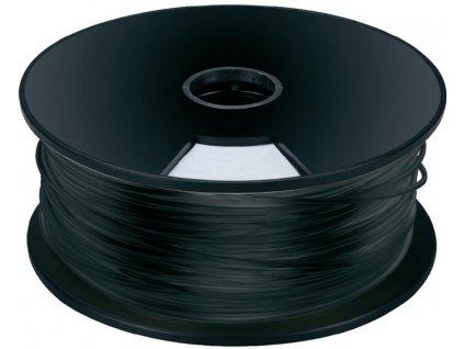 Náplň Velleman ABS3B1 pro 3D tiskárnu, 3mm, 1kg, černá