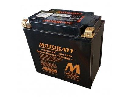 Baterie Motobatt MBYZ16HD 16,5 Ah, 12 V, 4 vývody