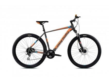 """Horské jízdní kolo Capriolo LEVEL 9.2 29""""/21AL matt- grey -orange blue (2021)"""