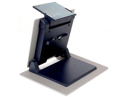 """Stojan ELO stolní, sklápěcí pro monitory do 22"""" (VESA 100x100)"""