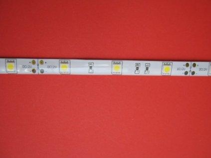 LED pásek 150, SMD5050, IP54, teplá bílá