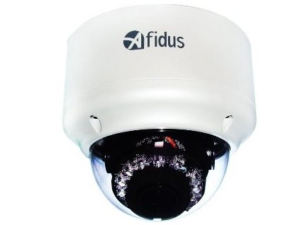 AFIDUS H.265 5M@30fps Motorized Vandal IR IP Dome